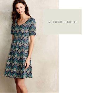 Anthropologie HD in Paris Hollyhock Dress